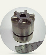 Punch for fastening parts manufacturing