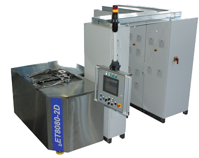 bЕТ8000-2D — Two-coordinate special electrochemical machine